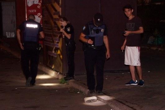 Ночная стрельба вДнепре, есть раненые: детали ифото сместа события